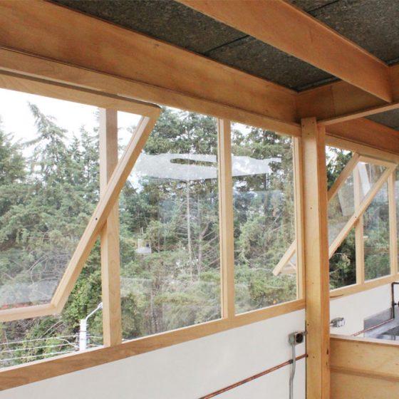 sistema de ventanería