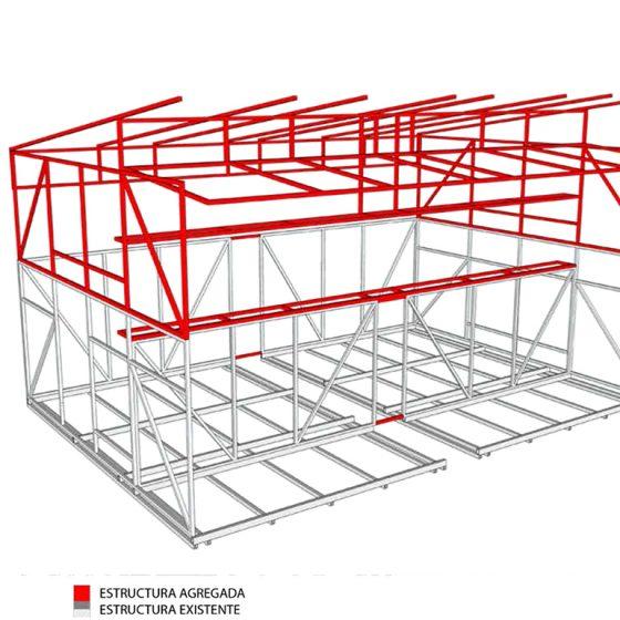 esquema estructura