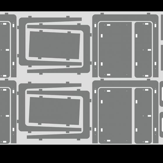 plano de corte mesas