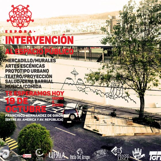 invitación evento