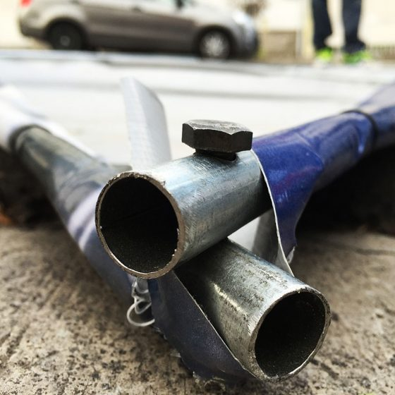 estructura tubo