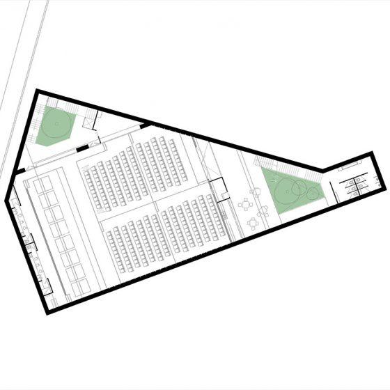 planta auditorio