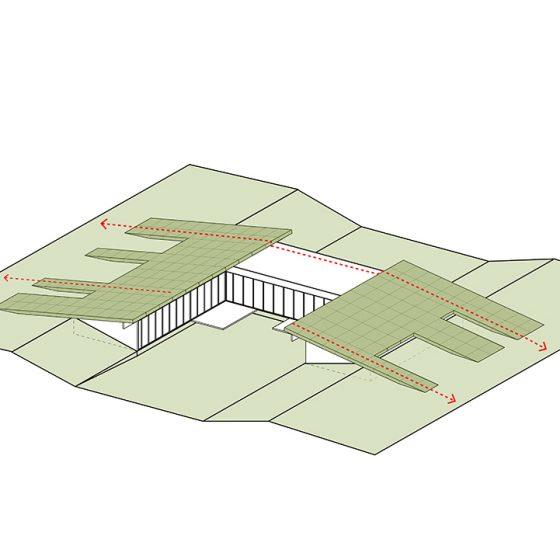 esquema extensión cubierta