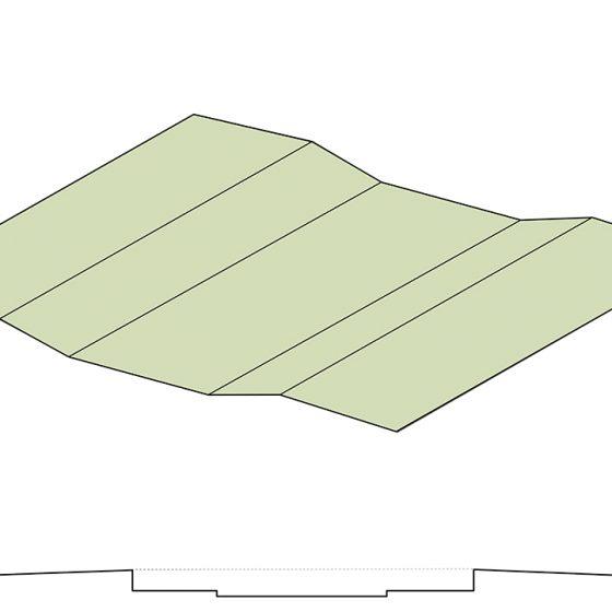 esquema proceso modificación terreno