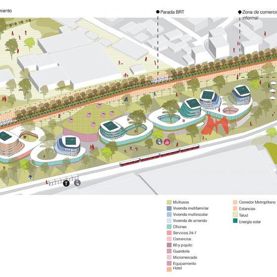 Quitumbe: parque cooperativo corporativo del sur