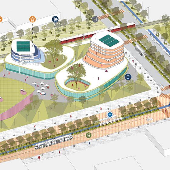 vista 2 parque cooperativo corporativo del sur